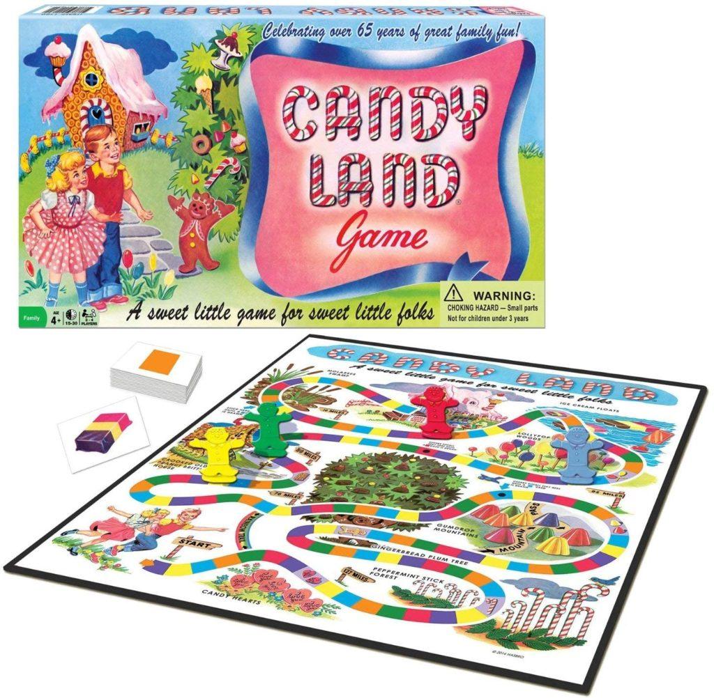 juego de mesa competitivo para niños