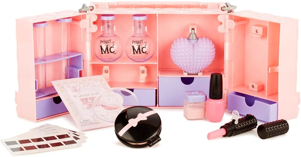 estuche de espionaje project mc2