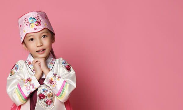 50 nombres de bebé tradicionales coreanos con significado